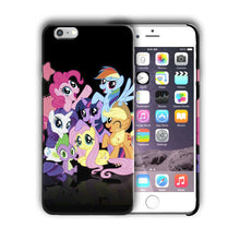 Load image into Gallery viewer, Animation My Little Pony iphone Case XS Max X XR 7 8 6 6s Plus 5 5S SE 5C 4S 11
