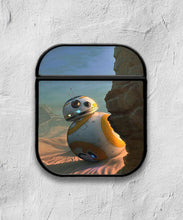 Load image into Gallery viewer, Star Wars BB-8 Droid case for AirPods 1 or 2 protective cover skin