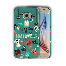 Load image into Gallery viewer, Happy Halloween Samsung Galaxy S4 5 6 7 8 9 10 E Edge Note 3 - 10 Plus Case n18