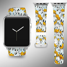 Load image into Gallery viewer, Scrooge McDuck Apple Watch Band SE 44 40 38 42 mm Series 6 5 3 4 2 Wrist Strap