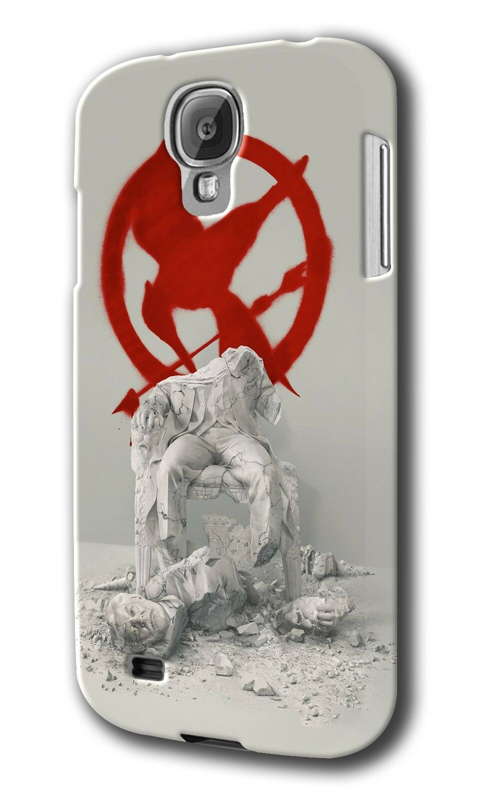 The Hunger Games Mockingjay Samsung Galaxy S4 S5 S6 Edge Note 3 4 5 +  Plus Case
