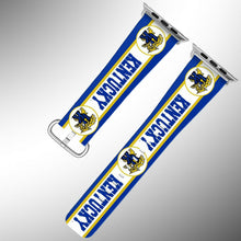 Load image into Gallery viewer, Kentucky Wildcats Apple Watch Band 38 40 42 44 mm Series 5 1 2 3 4 Wrist Strap 2