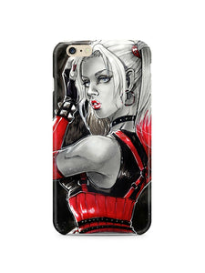 Iphone 4 4s 5 5s 5c 6 6S 7 8 X Plus Case Cover Harley Quinn Character Comics 18