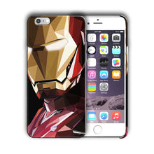 Load image into Gallery viewer, Super Hero Iron Man Iphone 4 4s 5 5s SE 6 6s 7 8 X XS Max XR 11 Pro Plus Case n3