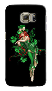 Ireland Irish Fairy Samsung Galaxy S4 5 6 7 8 9 10 E Edge Note 3 - 9 Plus Case