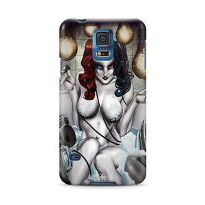 Harley Quinn Samsung Galaxy S4 S5 S6 S7 S8 Edge Note 3 4 5 8 Plus Case Cover 21