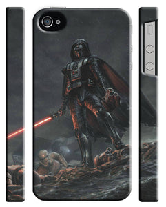 Star Wars Darth Vader Iphone 4s 5 6 7 8 X XS Max XR 11 Pro Plus Case ip6