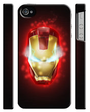 Load image into Gallery viewer, Iphone 4 4s 5 5s 5c 6 6S + Plus Cover Case Iron Man Hero Comics Marvel