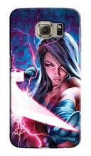 Load image into Gallery viewer, X-Men Psylocke Samsung Galaxy S4 5 6 7 8 9 10 E Edge Note 3 - 10 Plus Case 1