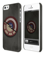 Load image into Gallery viewer, Captain America: Civil War Logo Iphone 4 4s 5 5s 5c 6 6S 7 + Plus Case Cover 19