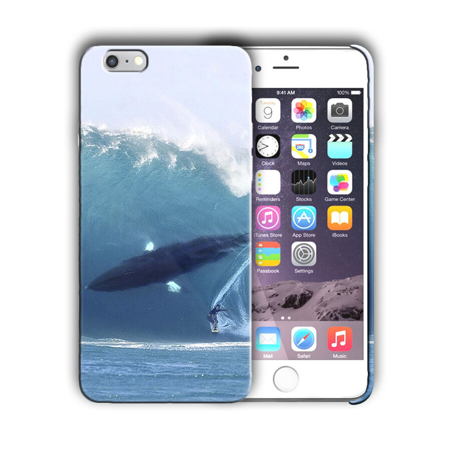 Extreme Sports Surfing Iphone 4 4s 5 5s 5c SE 6 6s 7 + Plus Case Cover 11