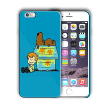 Load image into Gallery viewer, Scooby-Doo Anime Iphone 4 4s 5 5s 5c SE 6 6s 7 8 X XS Max XR Plus Case Cover 2