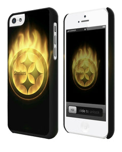 Pittsburgh Steelers Case for Iphone 6 7 Plus 8 11 Pro Cover and other models s5