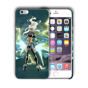 X-Men Storm Iphone 4s 5 SE 6 7 8 X XS Max XR 11 Pro Plus Case Cover 4
