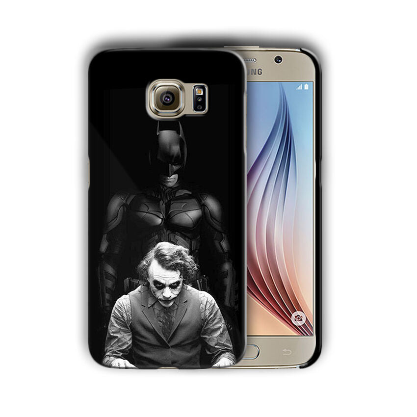 Batman Joker Samsung Galaxy S4 5 6 7 8 9 10 E Edge Note 3 - 10 Plus Case n5