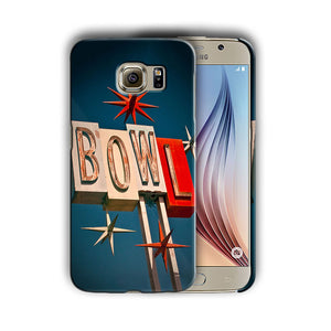 Throwing Sport Bowling Samsung Galaxy S4 5 6 S7 8 Edge Note 3 4 5 8 Plus Case 10