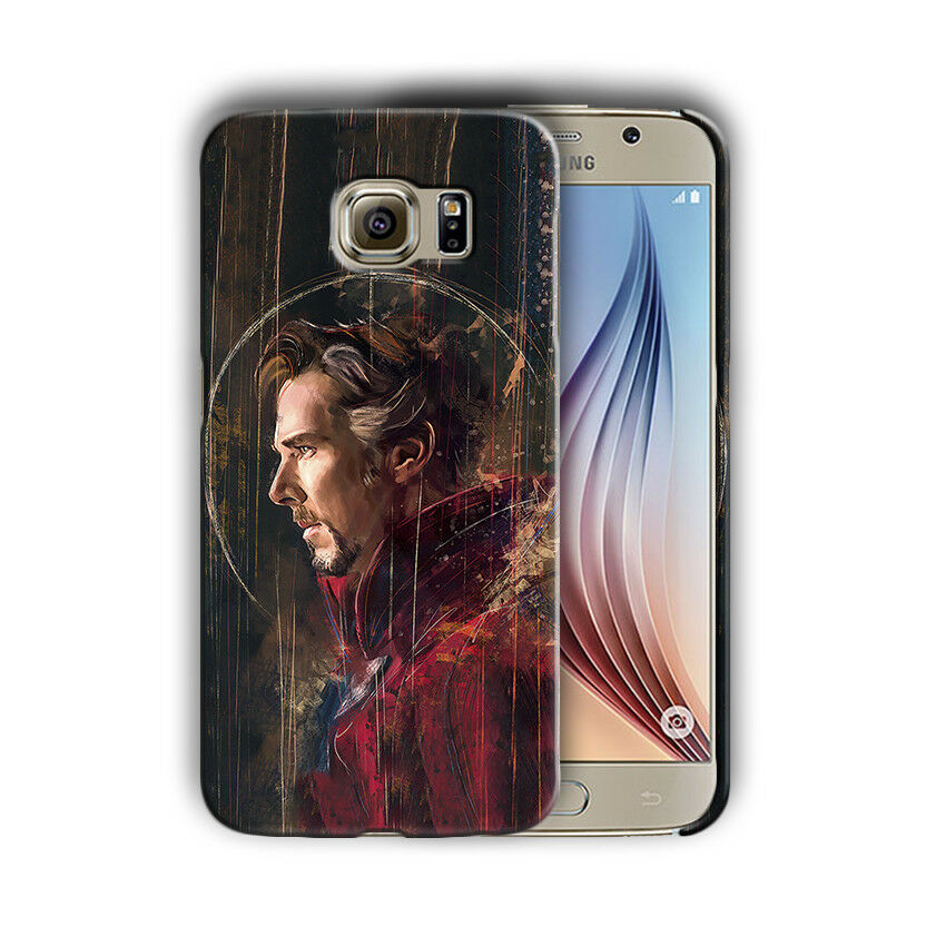 Doctor Strange Samsung Galaxy S4 5 S6 S7 S8 Edge Note 3 4 5 8 Plus Case Cover n2
