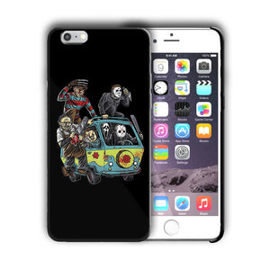 Halloween Horror Iphone 4s 5s 5c SE 6s 7 8 X XS Max XR 11 Pro Plus Case n14