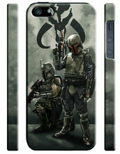 Load image into Gallery viewer, Star Wars 2015 Boba Fett Iphone 4s 5 6 7 8 X XS Max XR 11 12 Pro Plus Case ip11