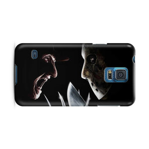 Freddy Krueger Jason Samsung Galaxy S4 5 6 7 8 Edge Note 3 4 5 8 Plus Case Cover