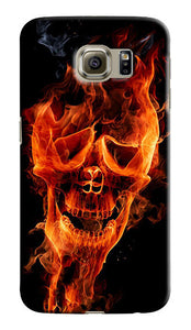 Halloween Skull Evil Horror Samsung Galaxy S4 S5 S6 Edge Note 3 4 Case Cover sg4