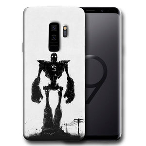 The Iron Giant Samsung Galaxy S4 5 6 7 8 9 Edge Note 3 4 5 8 9 Plus Case Cover 3