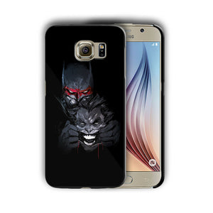 Super Hero Batman Samsung Galaxy S4 5 6 7 8 9 10 E Edge Note 3 -10 Plus Case nn8