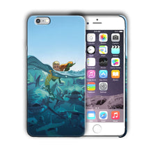 Load image into Gallery viewer, Super Hero Aquaman Iphone 4 4s 5 5s 5c SE 6 6s 7 8 X XS Max XR Plus Case n5