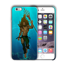 Load image into Gallery viewer, Super Hero Aquaman Iphone 4 4s 5 5s 5c SE 6 6s 7 8 X XS Max XR Plus Case n9