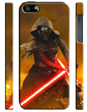 Load image into Gallery viewer, Star Wars 2015 Kylo Ren Iphone 4s 5 6 7 8 X XS Max XR 11 Pro Plus Case 140