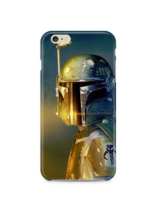 Star Wars Boba Fett Mandalorian Iphone 4 4s 5 5s 5c 6 6S 7 + Plus Case Cover 145