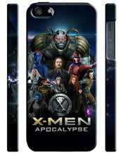 Load image into Gallery viewer, X-Men: Apocalypse iPhone 4 4S 5 5S 5c 6 6S 7 + Plus SE Case Cover 6