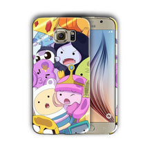 Load image into Gallery viewer, Adventure Time Samsung Galaxy S4 5 6 7 8 9 10 E Edge Note 3 4 5 8 9 Plus Case 14