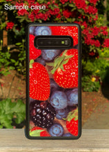 Load image into Gallery viewer, TPU bumper case for Galaxy S10 E S9 plus S8 S7 S6 S5 note 5 8 9 +