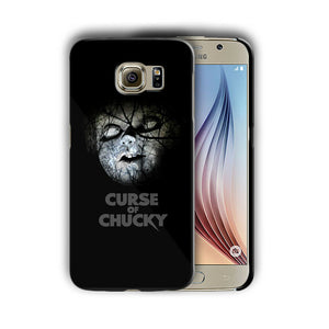 Halloween Chucky Samsung Galaxy S4 5 6 S7 S8 Edge Note 3 4 5 8 + Plus Case n6