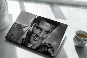 Elvis Presley MacBook case for Mac Air Pro M1 13 16 Cover Skin the King SN93
