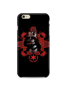 Star Wars Darth Vader Logo Iphone 4 4s 5 5s 5c 6 6S + Plus Case Cover 137