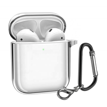 Load image into Gallery viewer, Angelic Power Rune Silicone Case for AirPods 1 2 3 Pro gel clear cover SN 131