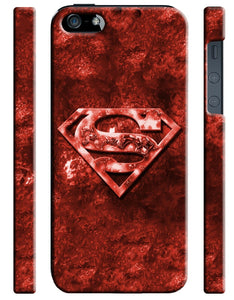 Iphone 4 4s 5 5s 5c SE 6 6S 7 8 X XS Max XR Plus Case Cover Superman Logo ip14