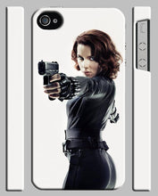 Load image into Gallery viewer, Black Widow Avengers Iphone 4 4s 5 5s 5c 6 6S 7 + Plus Cover Case Comics Marvel