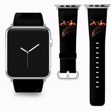 Load image into Gallery viewer, Halloween Freddy Krueger Apple Watch Band 38 40 42 44 mm Series 1- 5 Wrist Strap