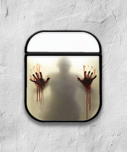 Halloween Zombie Horror case for AirPods 1 or 2 protective cover skin