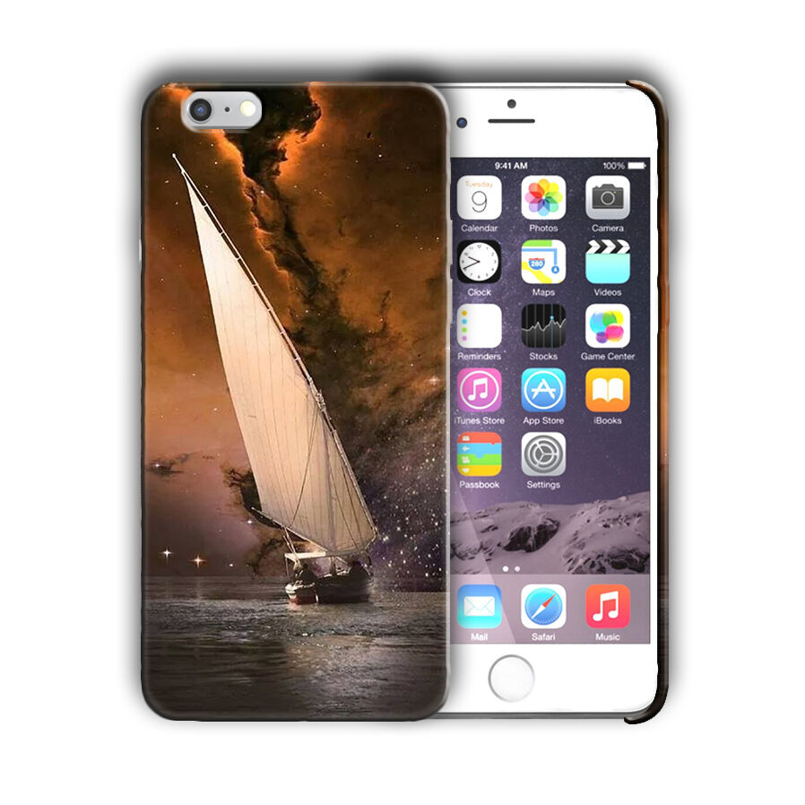 Extreme Sports Sailing Yachting Iphone 4 4s 5 5s 5c SE 6 6s 7 Plus Case Cover 06