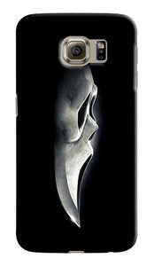 Halloween Scream Mask Horror Samsung Galaxy S4 S5 S6 Edge Note 3 4 Case Cover