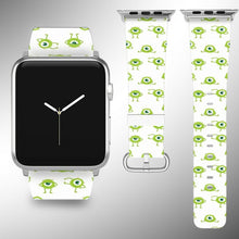 Load image into Gallery viewer, Monsters Disney Apple Watch Band 38 40 42 44 mm Series 5 1 2 3 4 Wrist Strap 1