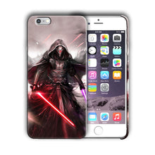 Load image into Gallery viewer, Star Wars Darth Revan Iphone 4s 5 SE 6 7 8 X XS Max XR 11 Pro Plus Case n32