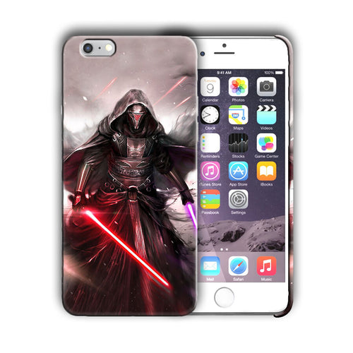 Star Wars Darth Revan Iphone 4s 5 SE 6 7 8 X XS Max XR 11 Pro Plus Case n32