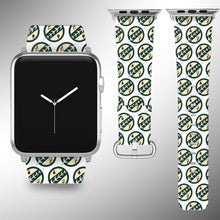 Load image into Gallery viewer, Star Wars Apple Watch Band 38 40 42 44 mm Fabric Leather Strap 8