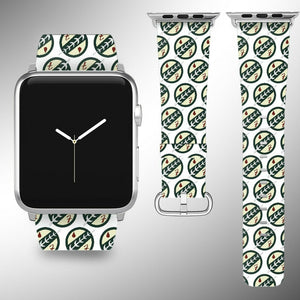Star Wars Apple Watch Band 38 40 42 44 mm Fabric Leather Strap 8