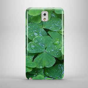 Ireland Irish Clover Symbol Samsung Galaxy S4 S5 S6 Edge Note 3 4 5 + Plus Case